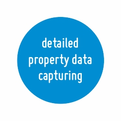 detailed property data capturing